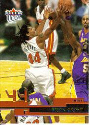 2002-03 Ultra #97 Brian Grant