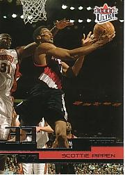 2002-03 Ultra #113 Scottie Pippen