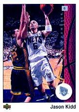 2002-03 UD Authentics #49 Jason Kidd
