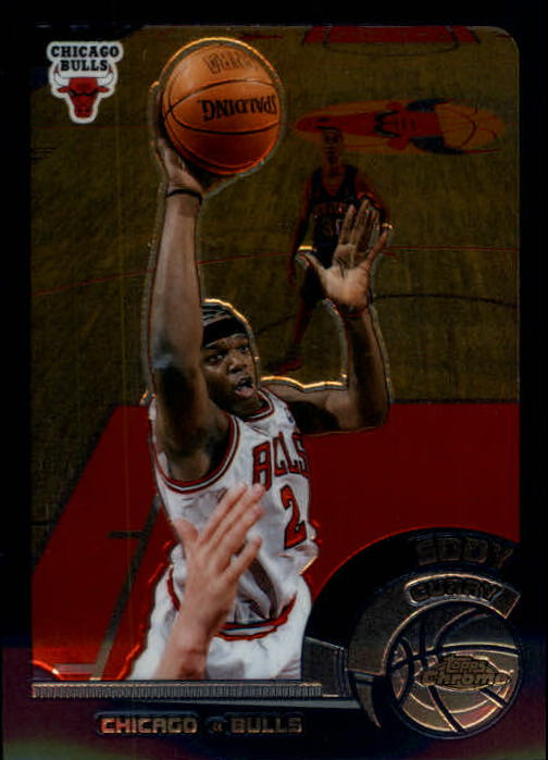 2002-03 Topps Chrome #16 Eddy Curry