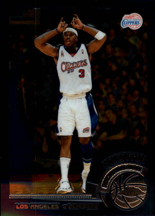 2002-03 Topps Chrome #43 Quentin Richardson