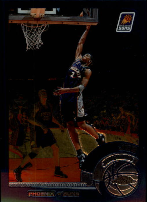 2002-03 Topps Chrome #109 Joe Johnson