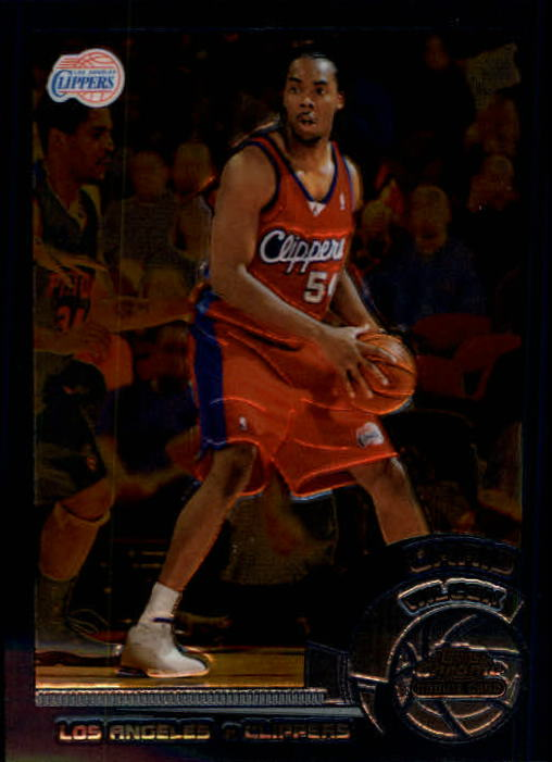 2002-03 Topps Chrome #162 Chris Wilcox RC