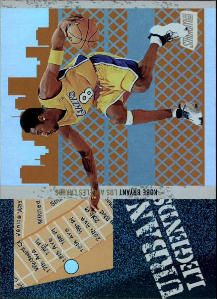 2002-03 Stadium Club Urban Legends #UL2 Kobe Bryant