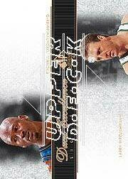 2002-03 SP Authentic Dual Excellence Signatures #MJLB Michael Jordan/Larry Bird
