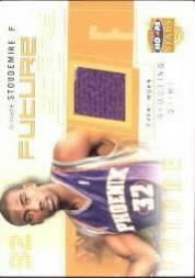 2002-03 Hoops Stars Future Stars Game-Used #FSGU2 Amare Stoudemire