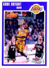 2002-03 Fleer Tradition #189 Kobe Bryant