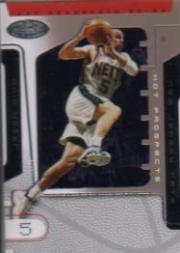 2002-03 Hoops Hot Prospects #75 Jason Kidd