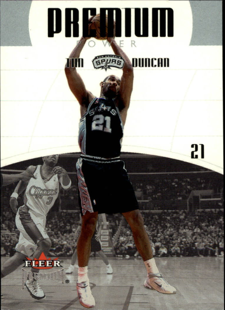 2002-03 Fleer Premium Power #4 Michael Jordan