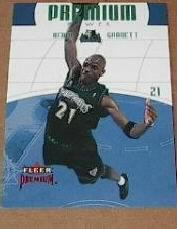 2002-03 Fleer Premium Power #7 Kevin Garnett