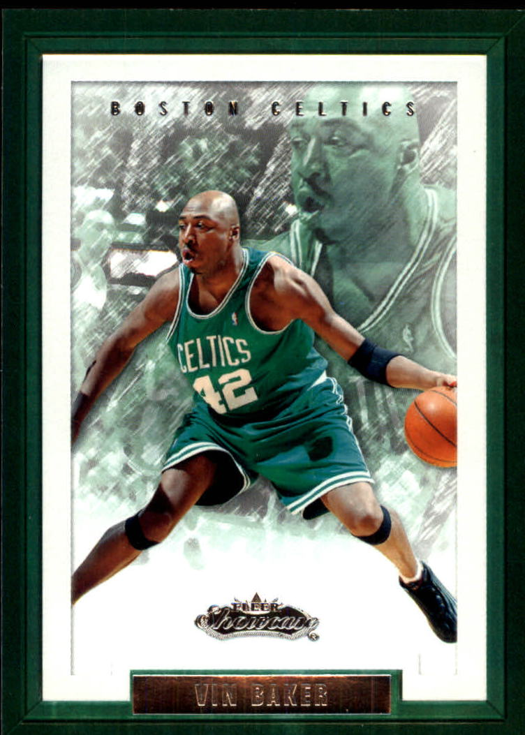 2002-03 Fleer Showcase #62 Vin Baker