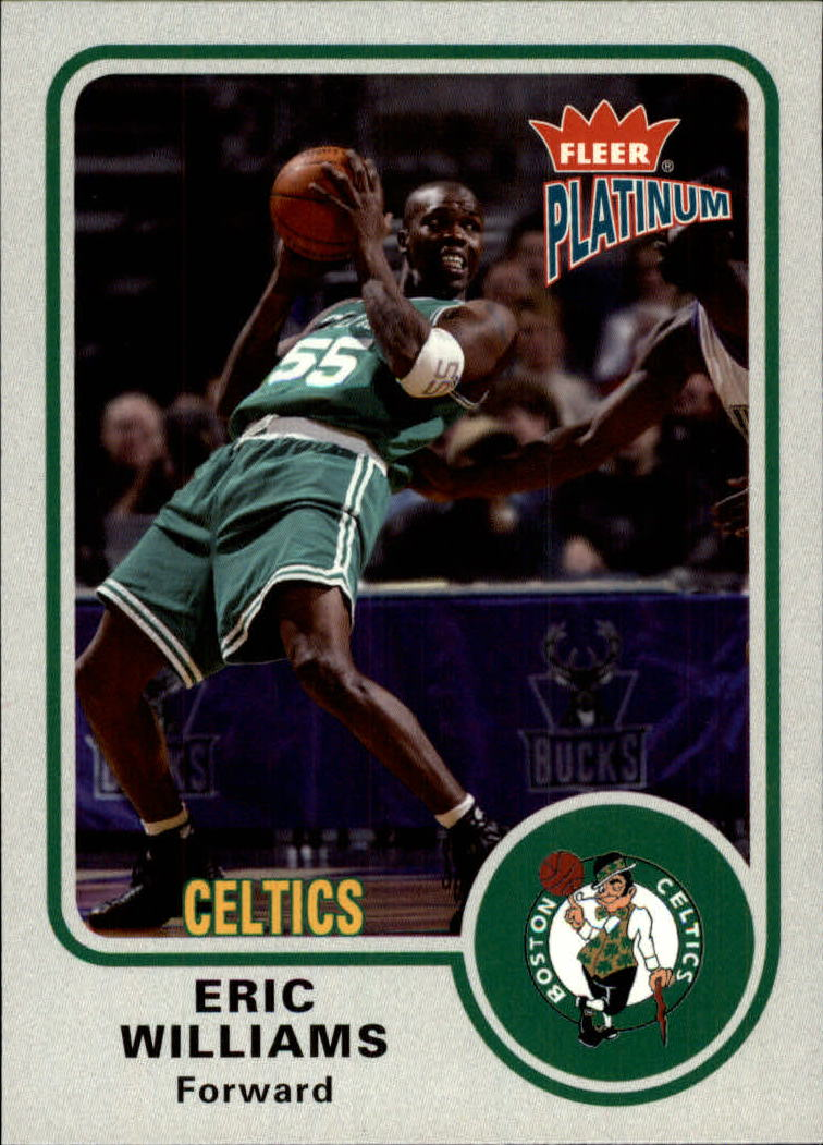 2002-03 Fleer Platinum #47 Eric Williams