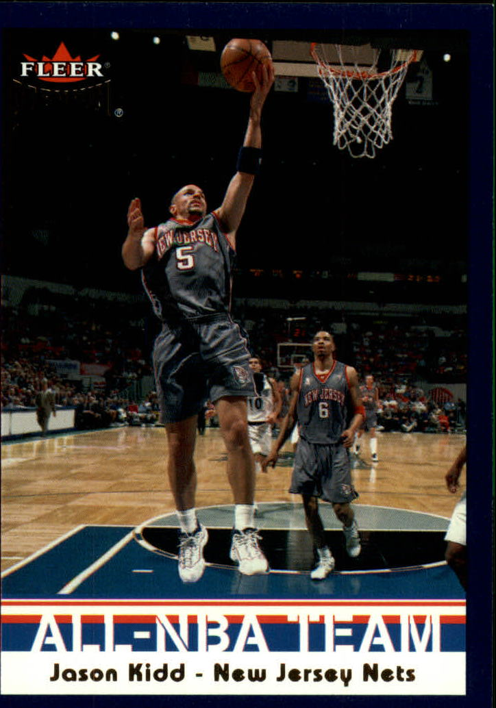 2002-03 Fleer Premium #4 Jason Kidd