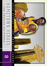 2002-03 Fleer Authentix Hometown Heroes Silver #3 Kobe Bryant