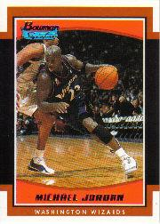 2002-03 Bowman Signature Edition #SEMJJ Michael Jordan
