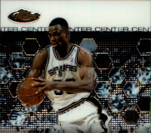 2002-03 Finest #23 David Robinson