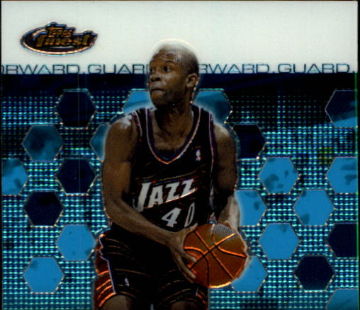 2002-03 Finest #35 Calbert Cheaney