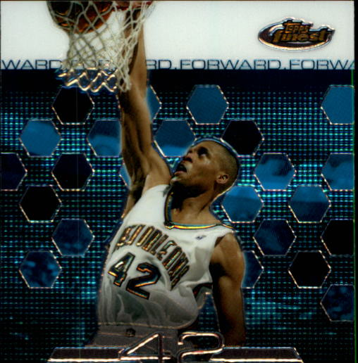 2002-03 Finest #39 P.J. Brown