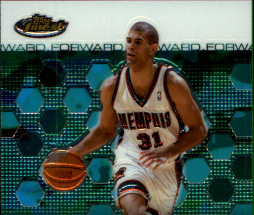 2002-03 Finest #45 Shane Battier