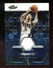 2002-03 Finest #127 Jason Kidd JSY