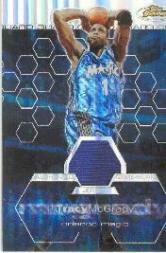 2002-03 Finest #146 Tracy McGrady JSY