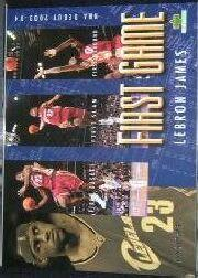 2003 UDA LeBron James #NNO LeBron James/ROM AU/23