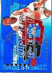 2003-04 Upper Deck Triple Dimensions 3-D Shooting Shirts #S2 Allen Iverson
