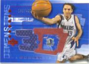 2003-04 Upper Deck Triple Dimensions 3-D Shooting Shirts #S6 Steve Nash