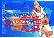 2003-04 Upper Deck Triple Dimensions 3-D Shooting Shirts #S24 Stephon Marbury