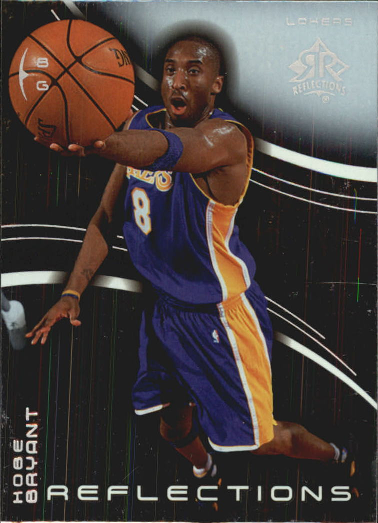 2003-04 Upper Deck Triple Dimensions Reflections #31 Kobe Bryant