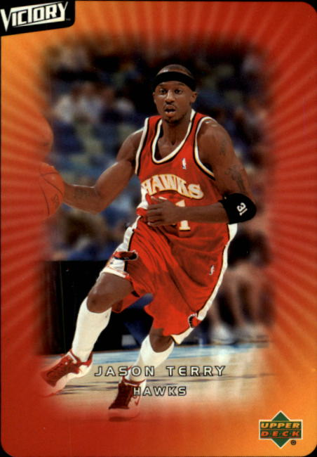2003-04 Upper Deck Victory #2 Jason Terry