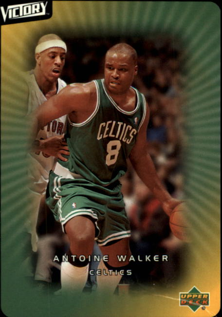 2003-04 Upper Deck Victory #5 Antoine Walker