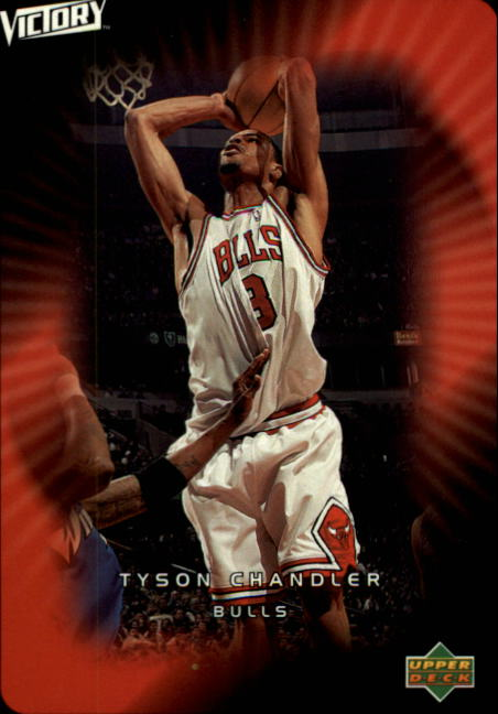 2003-04 Upper Deck Victory #9 Tyson Chandler