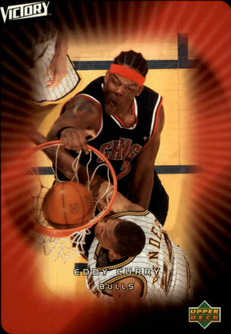 2003-04 Upper Deck Victory #10 Eddy Curry