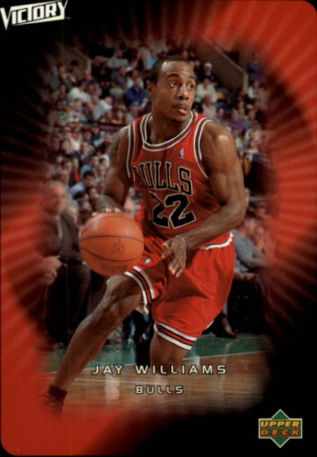 2003-04 Upper Deck Victory #11 Jay Williams