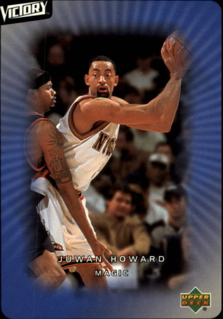 2003-04 Upper Deck Victory #21 Juwan Howard