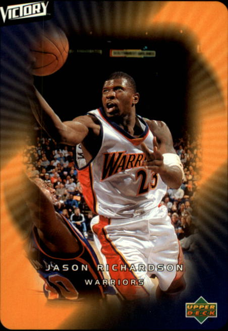 2003-04 Upper Deck Victory #28 Jason Richardson