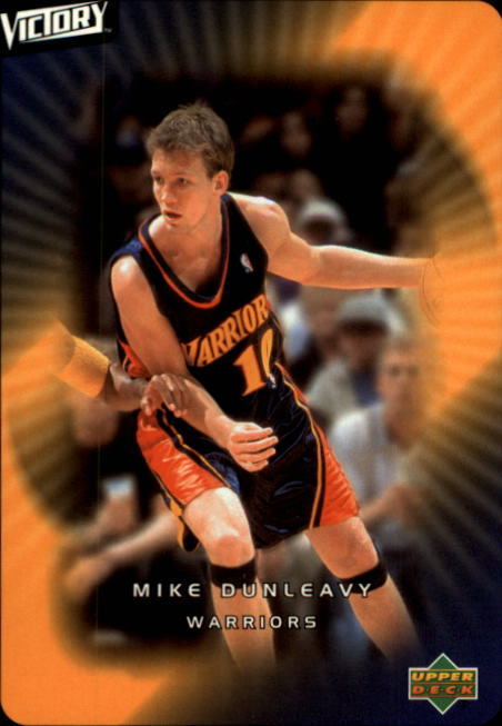 2003-04 Upper Deck Victory #30 Mike Dunleavy