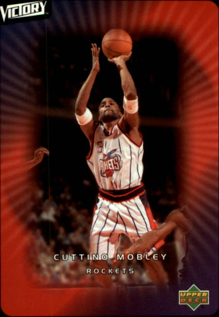 2003-04 Upper Deck Victory #33 Cuttino Mobley