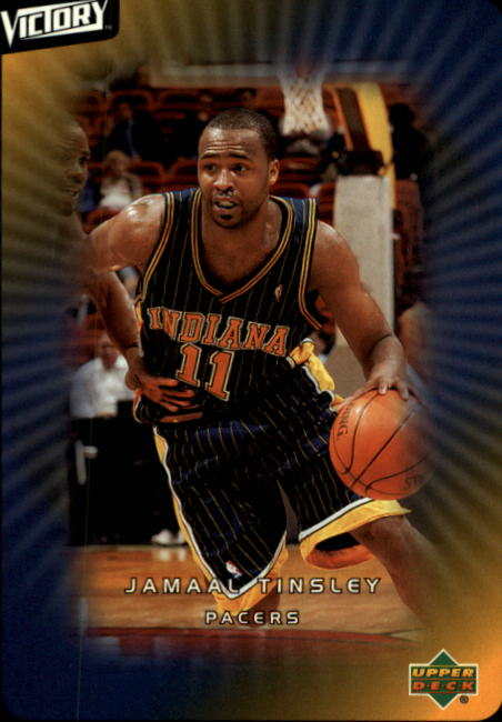 2003-04 Upper Deck Victory #36 Jamaal Tinsley