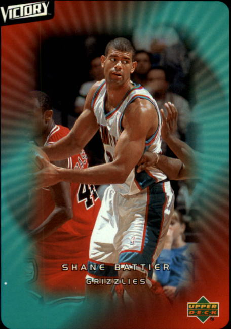 2003-04 Upper Deck Victory #45 Shane Battier