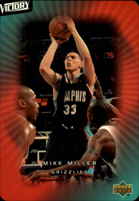 2003-04 Upper Deck Victory #46 Mike Miller