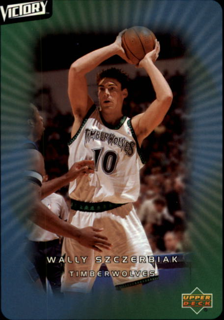 2003-04 Upper Deck Victory #55 Wally Szczerbiak
