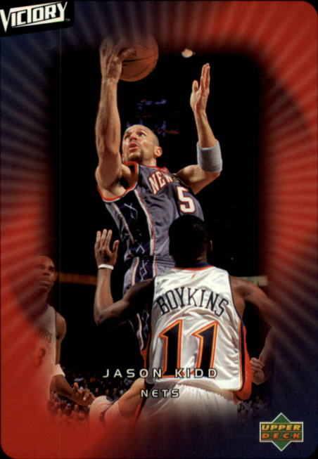 2003-04 Upper Deck Victory #57 Jason Kidd