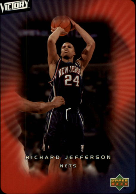 2003-04 Upper Deck Victory #58 Richard Jefferson