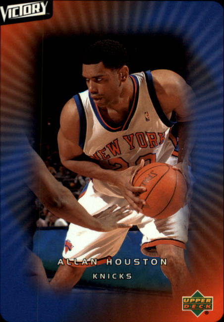 2003-04 Upper Deck Victory #63 Allan Houston
