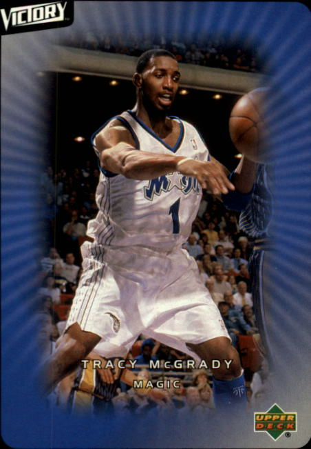 2003-04 Upper Deck Victory #66 Tracy McGrady