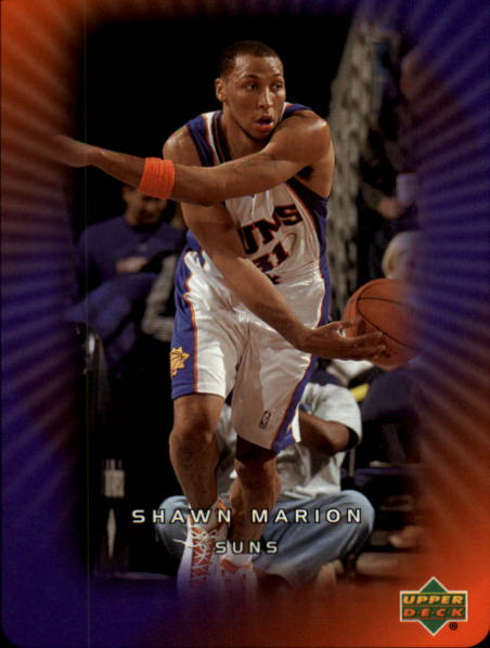 2003-04 Upper Deck Victory #74 Shawn Marion