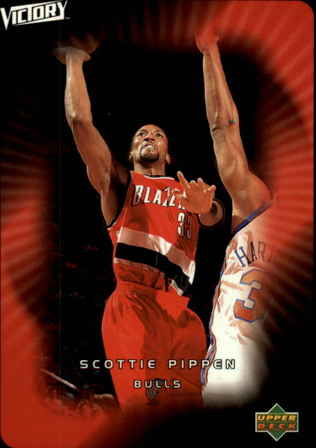 2003-04 Upper Deck Victory #79 Scottie Pippen
