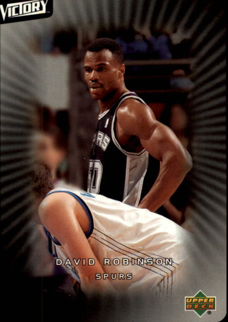 2003-04 Upper Deck Victory #85 David Robinson